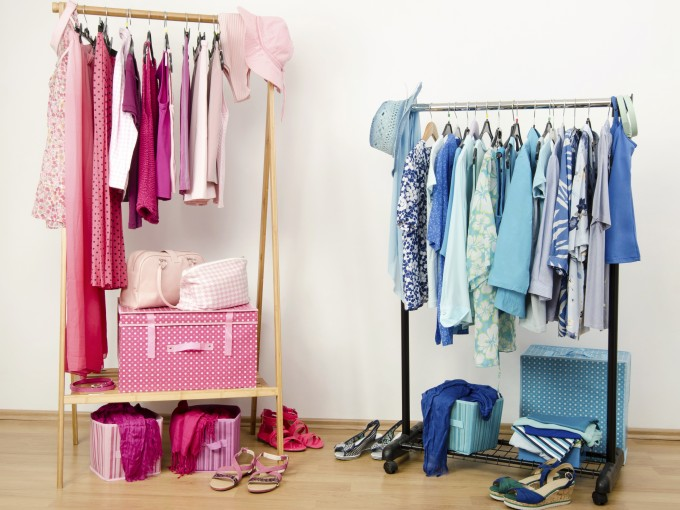 organizar closet pequeño