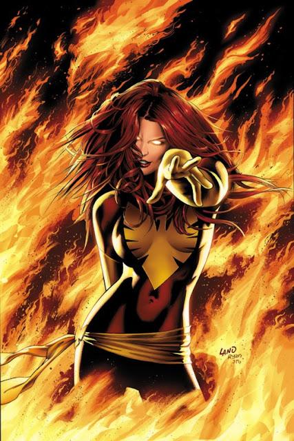 Saga Fenix Oscura Dark Phoenix Saga español mega