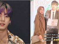 Viral wanita ajak Jungkook BTS kondangan, jadi sorotan media Korea