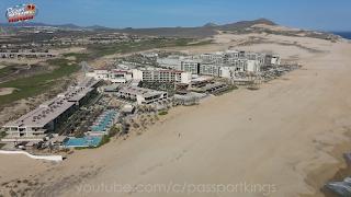 Aerial of Hard Rock Los Cabos Resort
