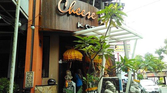 cheese burry kopitiam