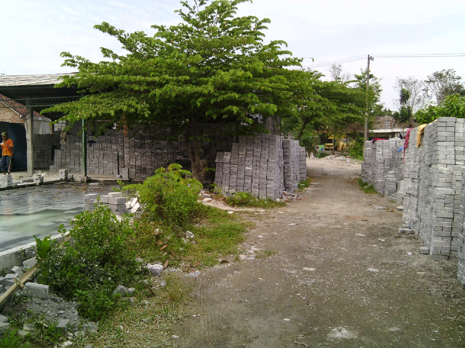 Jual Paving Block Di Madiun