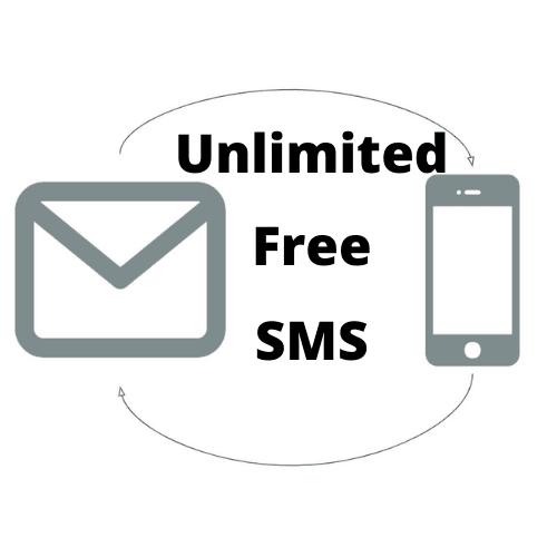 যেকোনো নাম্বারে আনলিমিটেড ফ্রী এসএমএস পাঠান ! Unlimited Free SMS
