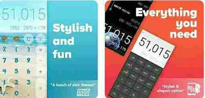 Aplikasi Kalkulator Lengkap - Kalkulatror bergaya CALCU™