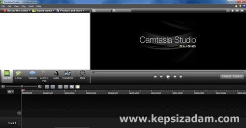 Camtasia Studio 8.6.0 Ücretsiz indir Kurulum Videosu İzle