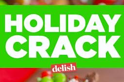 Christmas Crack Candy Recipe
