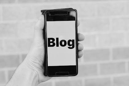 Let's Start Blogging If You Don't Want to Be Left Behind!