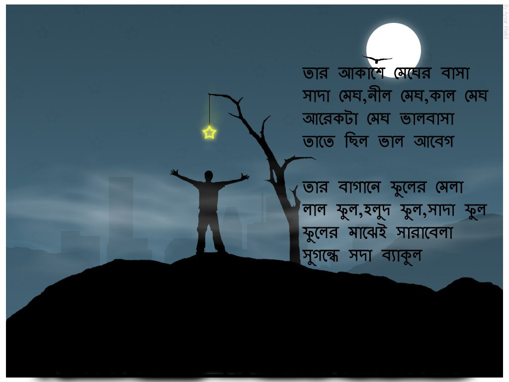 Bangla Chobial Kobita Guccho | I'm So Lonely...