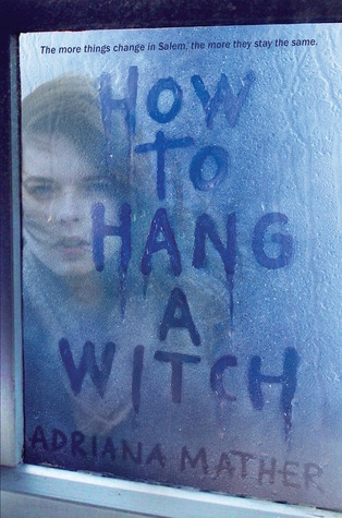 How to Hang a Witch book cover