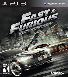 FAST AND FURIOUS SHOWDOWN PS3 TORRENT