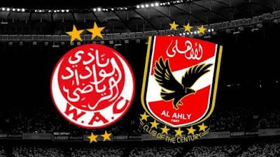 مشاهدة مباراة الاهلي ضد الوداد 23-10-2020 بث مباشر في دوري ابطال اوروبا