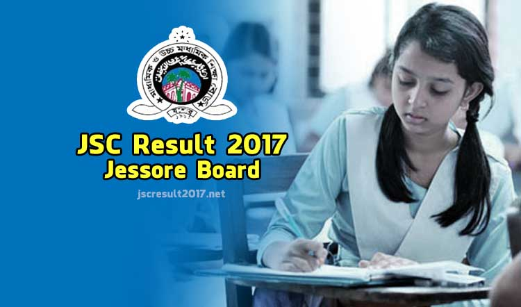 JSC Exam Result 2017 Jessore Board