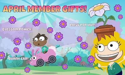 April Member Gifts!