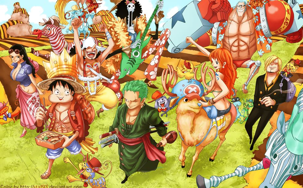 Download Anime One Piece Subtitle Indonesia Full Episode List Excloverinz