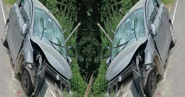 हिमाचल: मातम में शामिल हो जा रहा था परिवार, रास्ते में कार का हुआ टक्कर; पहुंच गए अस्पताल
