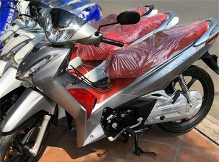 Honda Wave 125i 2020 đẹp mê ly, gây sốc với giá ngang Honda SH Mode