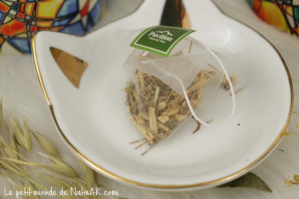 thé ayurvédique anti stress
