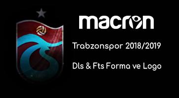 b38e8c4c5b3 Trabzonspor 2018-2019 Dream League Soccer DLS/FTS 18 Kits Forma ve Logo