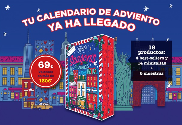 Kiehl´s Black Friday 2017