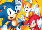 Sonic Classic Puzzle