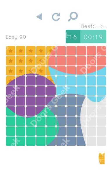Cheats, Walkthrough for Blocks and Shapes Level 90
