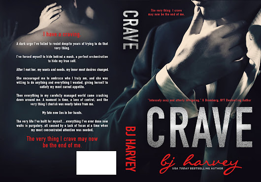 Crave's Brand New Cover & 99c Sale