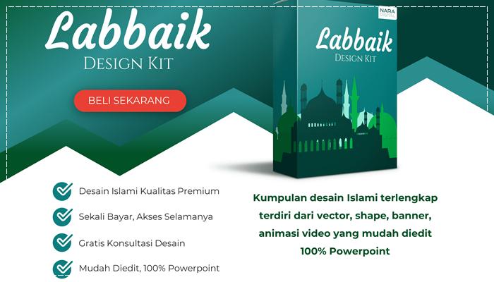 Labbaik Design Kit