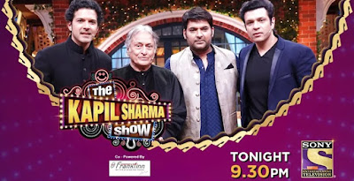 Poster Of The Kapil Sharma Show 4th August 2019 Season 02 Episode 63 300MB Free Download