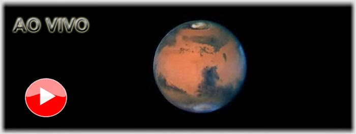 Marte ao vivo - abril 2014
