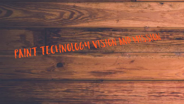 Paint-technology-vision-and-mission
