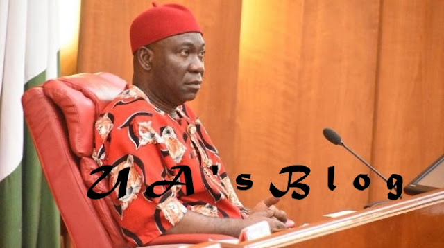 Tension As Ekweremadu, Wife And Son Escape Assassination Attempt In Abuja