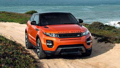 2016 Land over Range Rover Evoque luxury SUV