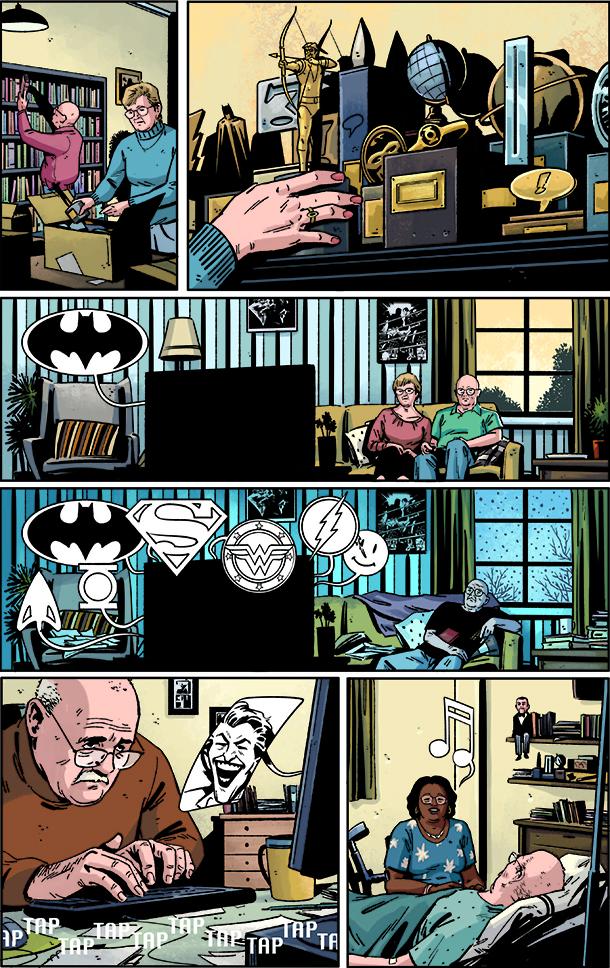 Green Arrow - Story 3