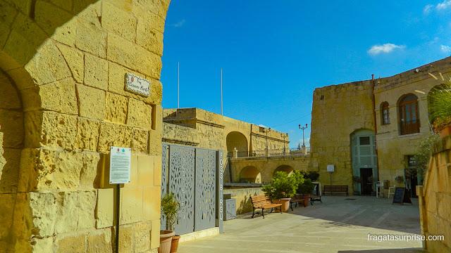 Rua de Birgù (La Vittoriosa), Malta