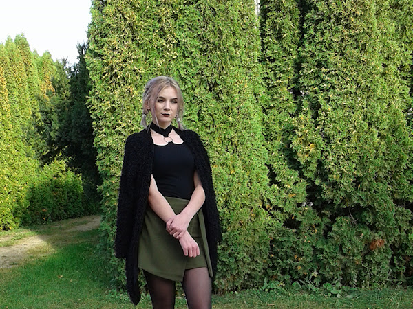 OOTD SU CHICWISH: AUTUMN LADY IS HERE