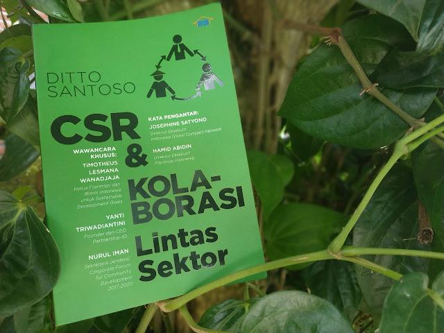 pemahaman tentang csr & kolaborasi lintas sektor