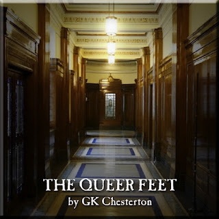 Image result for the queer feet father brown