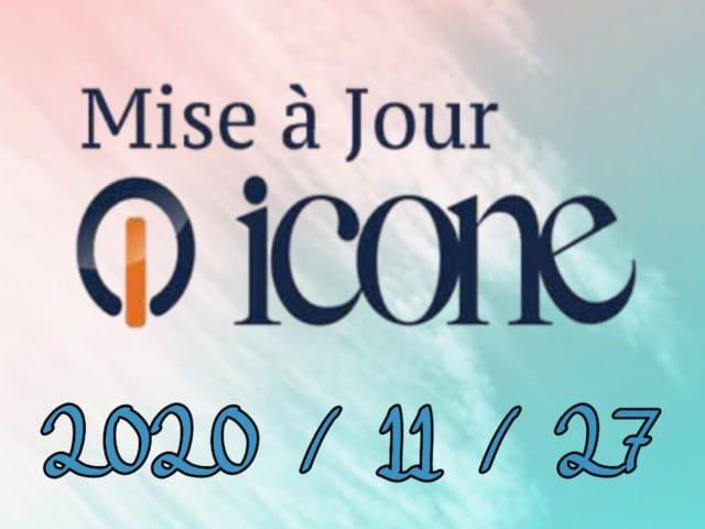 جديد موقع ايكون ICONE 27112020