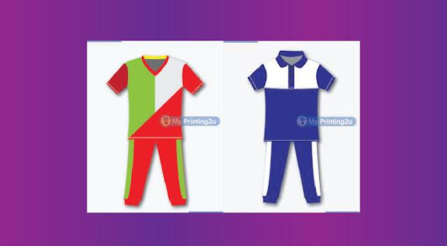Custom Made Uniform Tadika