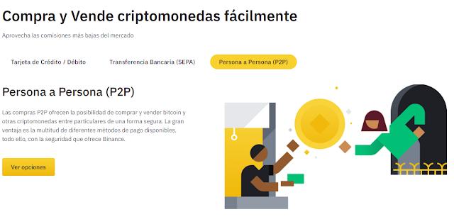 Comercia P2P Binance Venezuela