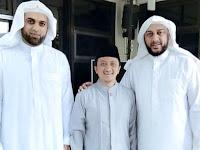Cita-cita Almarhum Belum Terwujud, Syekh Muhammad Jaber Siap Lanjutkan Perjuangan Sang Kakak