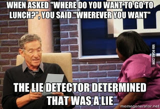 maury povitch, lie detector results, maury meme