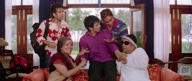 Golmaal: Fun Unlimited 2006 Hindi 720p HDRip