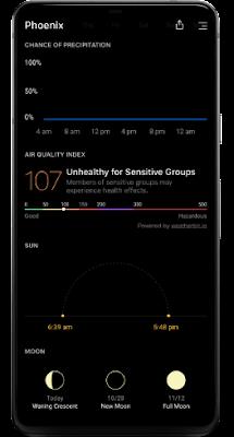 تطبيق الطقس, تطبيق Today Weather للأندرويد, تطبيق Today Weather مدفوع للأندرويد, Today Weather apk