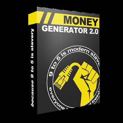 MONEY GENERATOR 2.0 - Earn Money Online