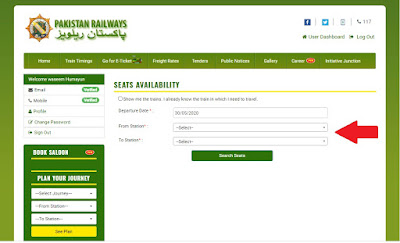 how to get a train ticket