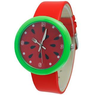 Reloj de sandia
