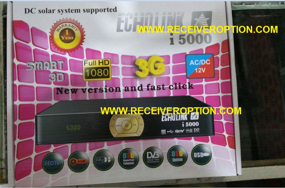Hd Receiver With Sim
