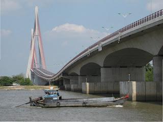 El Puente de Can Tho - Vietnam