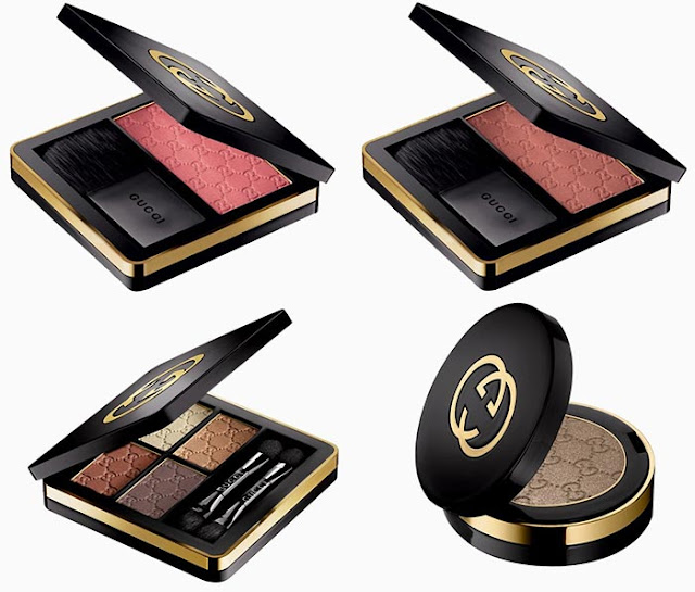 Gucci Makeup Holiday 2016 Collection